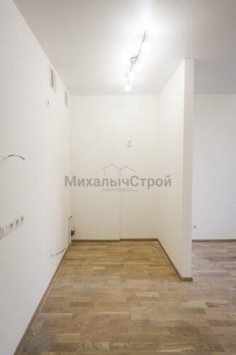 Фото ремонта студии 25 кв.м