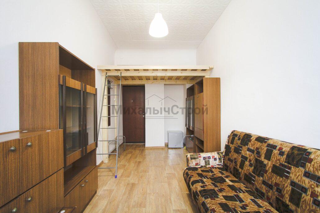 Фото ремонта комнаты под сдачу