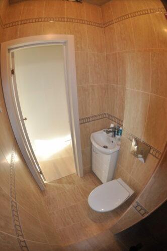Ремонт туалета с душевой