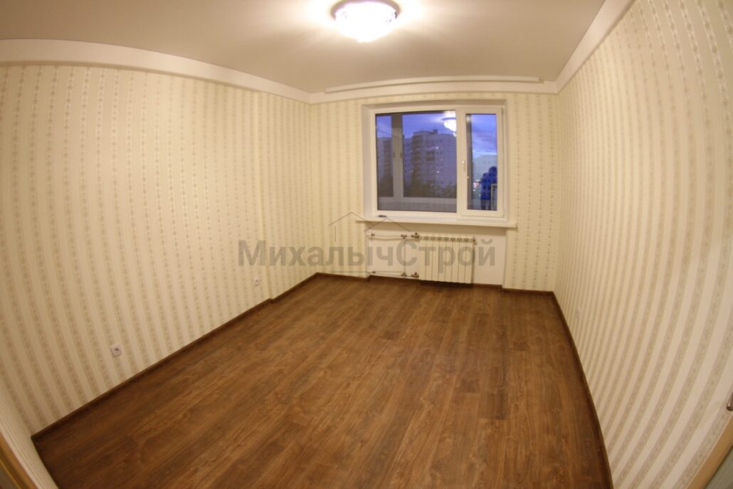 Капитальный ремонт комнаты