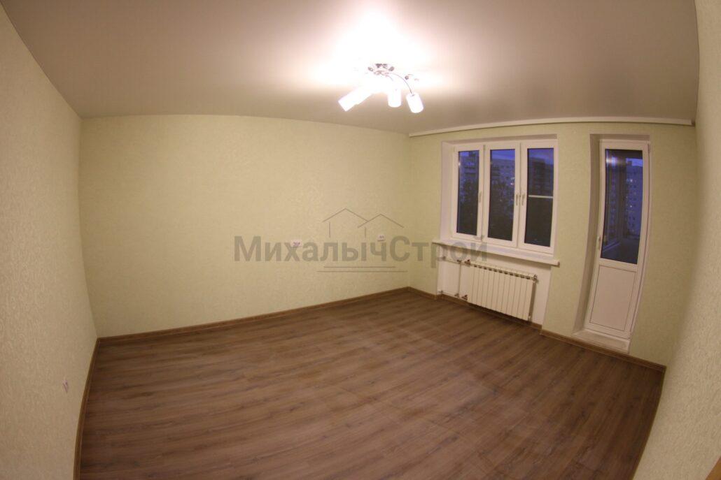 Капитальный ремонт второй комнаты