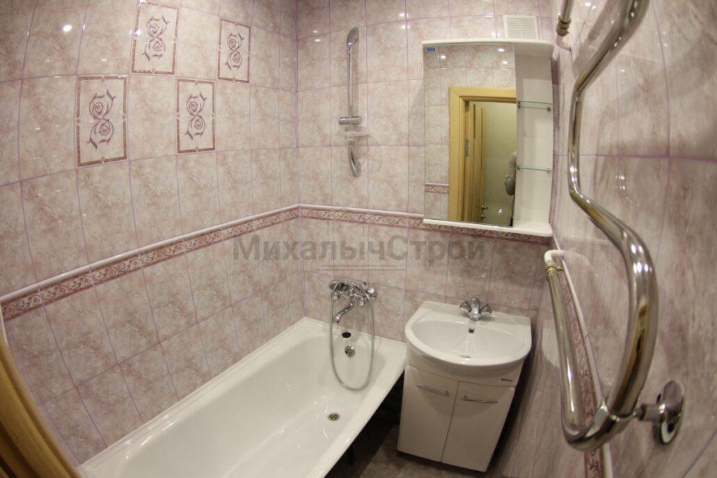 Капитальный ремонт ванной