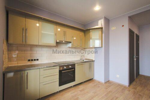 отделка кухни в квартире