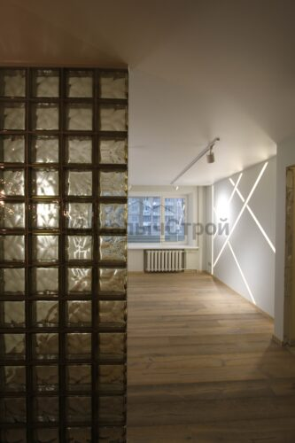 Ремонт квартиры по дизайн проекту