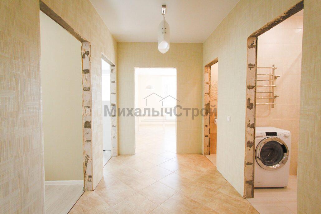 Ремонт квартиры 69 м2 в Сестрорецке
