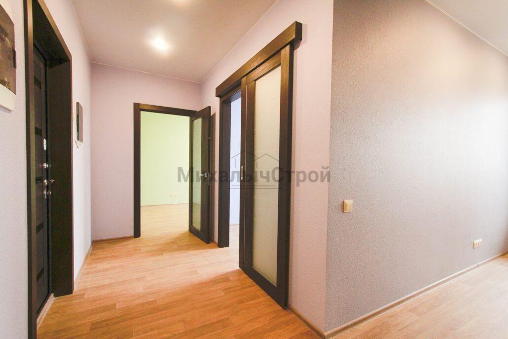 ремонт двухкомнтаной квартиры в сетрорецке