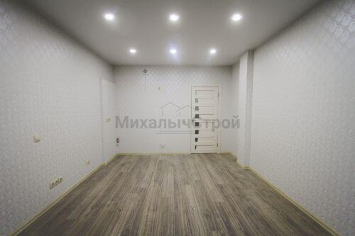 Ремонт студии 24 кв м