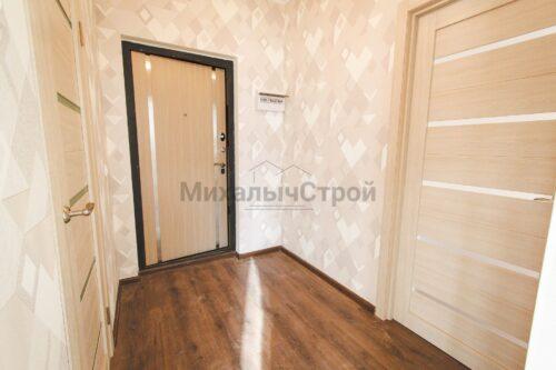 Ремонт однокомнатной квартиры, 37 кв. м.