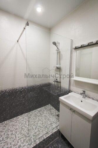 Ремонт ванной в однокомнатной квартире 40 кв м