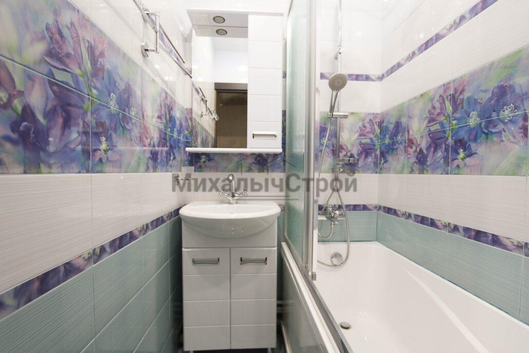 Ремонт ванной в панельном доме